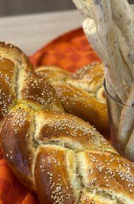 Il pane ebraico Challa
