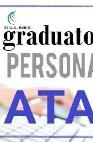 Graduatorie d'Istituto Definitive III Fascia ATA 2021/2024