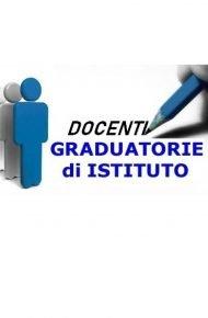 Graduatorie d'Istituto II – III fascia Docenti a.s. 2021/2022